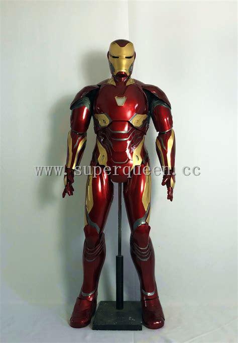 cosplay avengers infinity war iron man costume adult