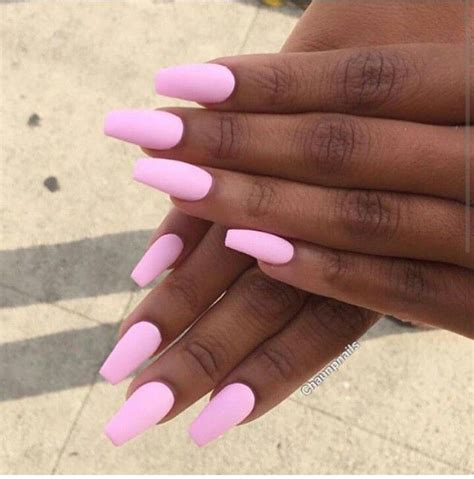 best nail color for brown skin beautiful pink nails on brown skin black nails