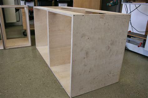 schrank schubladen selber bauen k 252 hlstes unterschrank k 252 che selber bauen schrank bauen