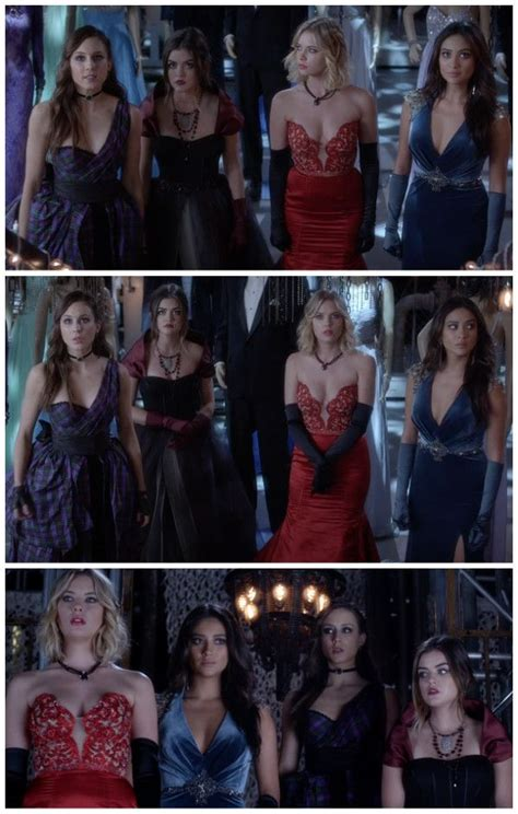 dollhouse pll s5 ep25 quot welcome to the dollhouse quot prom dress goals pll