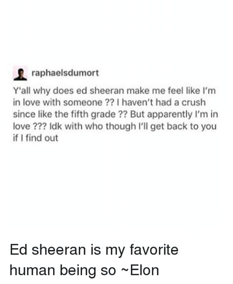 ed sheeran i m on my way funny illness memes of 2017 on sizzle ill miss you
