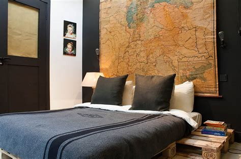 bedroom wall padding 22 bachelor s pad bedrooms for young energetic men wood
