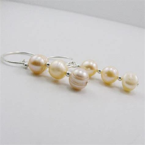 Handmade Pearl Jewellery Uk - pearl earrings uk pearl drop earring designs a