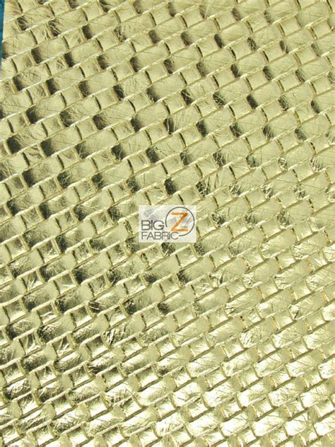 Basket Weave Fabric For Upholstery by Lattice Basket Weave Upholstery Vinyl Fabric Gold By The