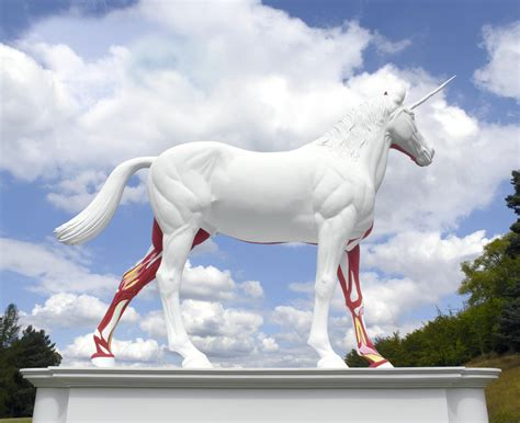 Home Sculptures myth damien hirst
