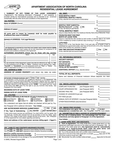 apartment rental agreement template apartment rental agreement form