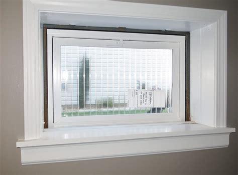 security basement windows basement security window installation in st louis