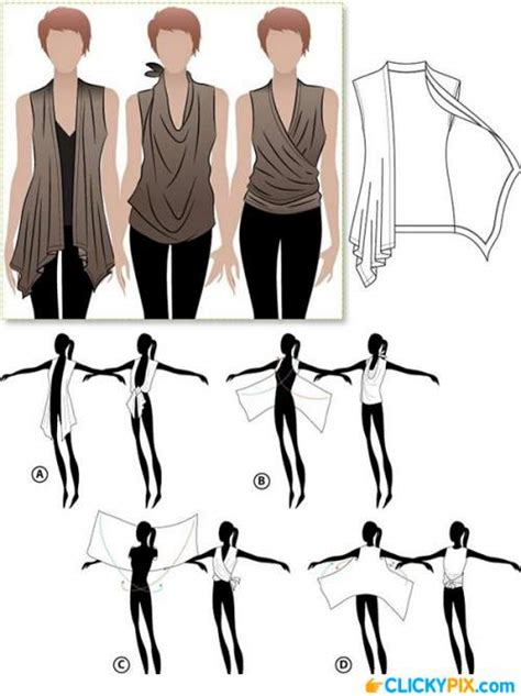 Diy Clothing Ideas by 16 Diy Clothing Refashion Ideas