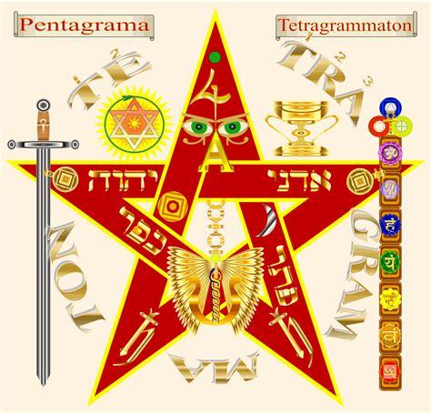 imagenes simbolos gnosticos pentagram designs pentagrama pentagram