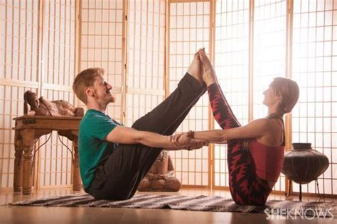boat pose beginner these beginner level yoga poses will bring you even closer