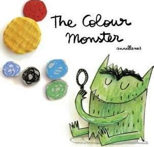 the colour monster 1783704233 the colour monster read book summary