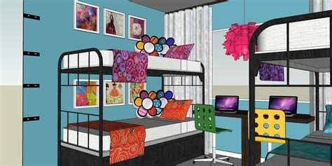 4 year bedroom ideas room tour 48 makeover mondays tiny bedroom 4 girls in 1
