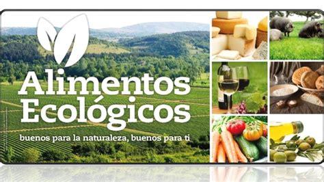 razones  consumir alimentos ecologicos youtube