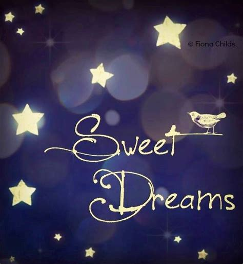 Sweet Dreams quotes sweet dreams quotesgram