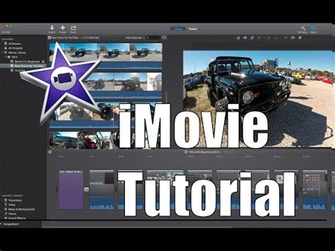 tutorial imovie yosemite apple updates imovie for mac with enhanced youtube sharing