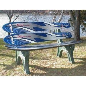 water ski bench pin by michelle binkowski on crafty chairs pinterest