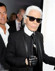 Sneak Peek Karl Lagerfeld The by Karl Lagerfeld Unveils Olympic Collection At Selfridges