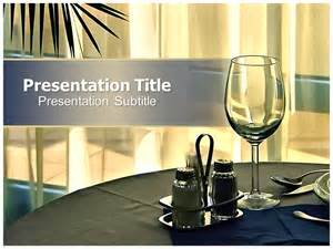 restaurant finder powerpoint templates and backgrounds