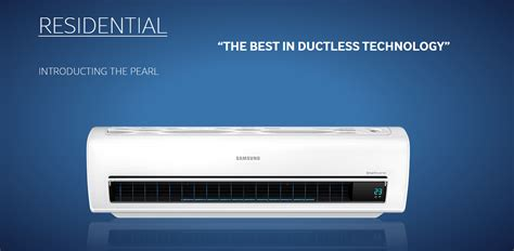 samsung comfort cooling system cooling and heating without ducts archive crestside