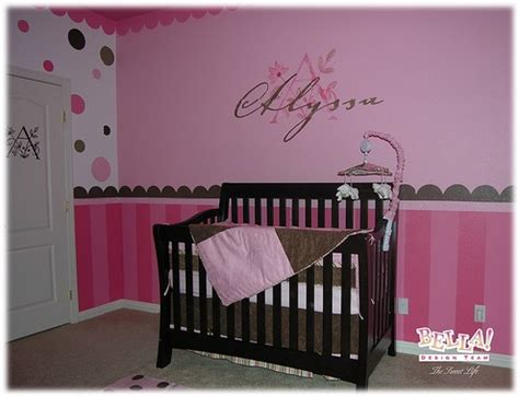 Baby Bedroom Decorating Ideas Bedroom Ideas For A Baby Girl Home Delightful
