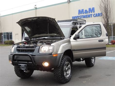 2003 nissan xterra lifted 2003 nissan xterra charge lifted mud tires 4x4