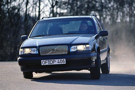 Auto Bild Volvo 850 by Bilder Volvo 850 Bilder Autobild De