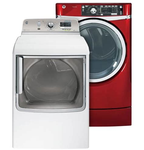 Gas Or Electric Clothes Dryer Free Standing And Portable Clothes Dryers Ge Appliances