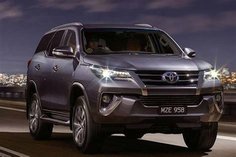 New Toyota Fortuner All New Toyota Fortuner For India Everything You Want To