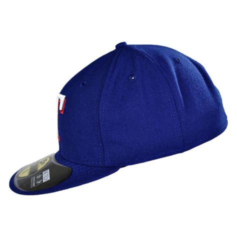 new era rangers mlb 59fifty fitted baseball cap