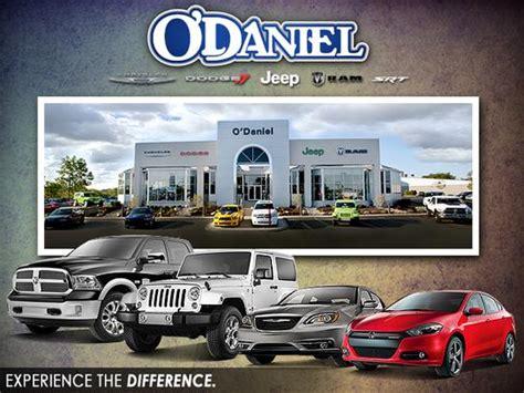 Odaniel Chrysler Dodge Jeep Ram Odaniel Chrysler Dodge Jeep Ram Car Dealership In Fort