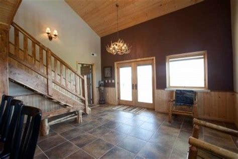 pole barn home interior pole barn home interior pole barn house pinterest