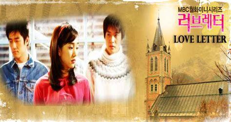 Letter Korean Drama Letter Korean Drama