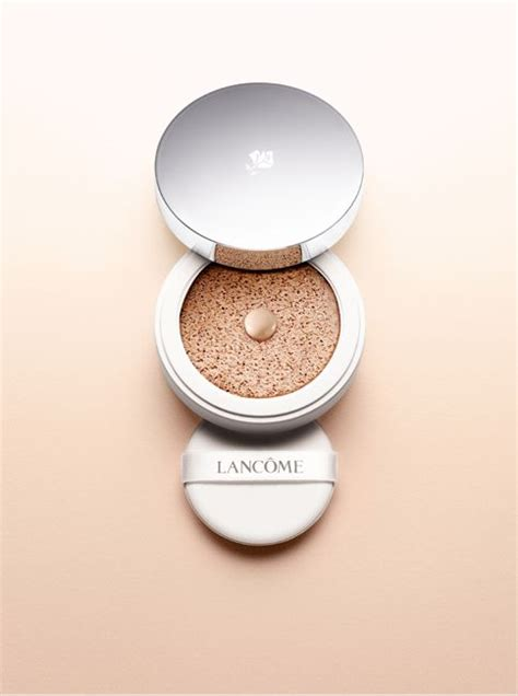 Lancome Bb Cushion pore detoxifying solution replenishment set compact