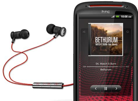 Hp Htc Sensasion Xe htc sensation xe phone to boom beats audio by dr dre