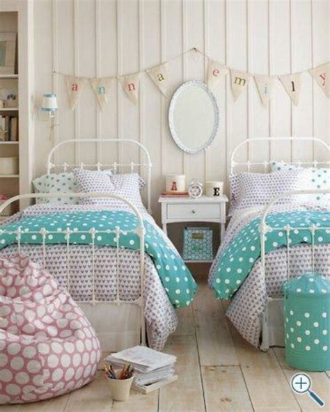 Bedrooms For Girls by 40 Cute And Interestingtwin Bedroom Ideas For Girls Hative