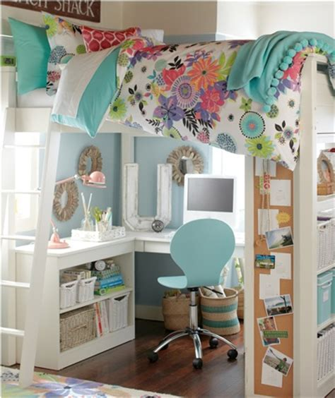 best teenage bedrooms ever cabin bed kids pinterest