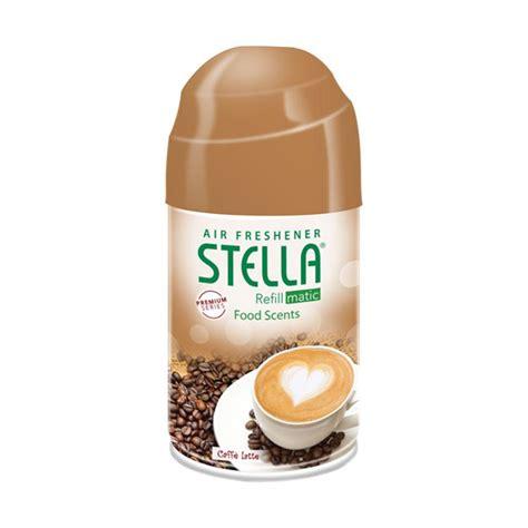 Harga Stella Pengharum Ruangan Matic by Jual Stella Air Freshener Matic Refill Premium Caffe Latte