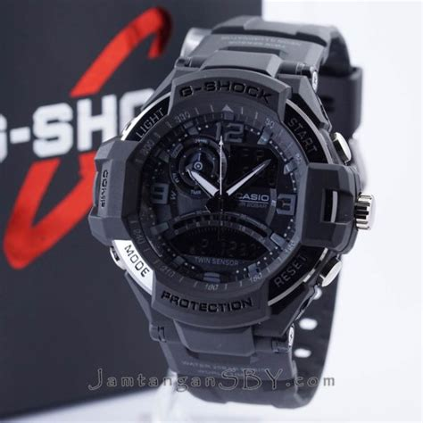 Jam Tangan Swiss Army Aviation jual g shock ga 1000 black aviation series kw