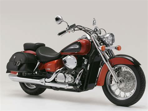 honda shadow spirit honda shadow 750 aero 2006 motorbikes pinterest