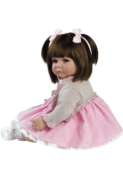 doll on adora play doll baby doll and toddler 20 inch sweet cheeks