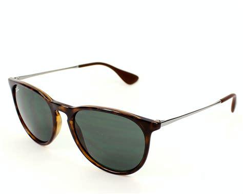 Kacamata Rayban Erika Bludru 4171 lunettes de soleil ban rb 4171 710 71 havane avec des