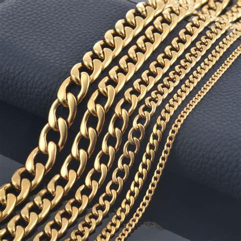 cadenas de oro olx costa rica aliexpress buy new design men fashion 18k gold