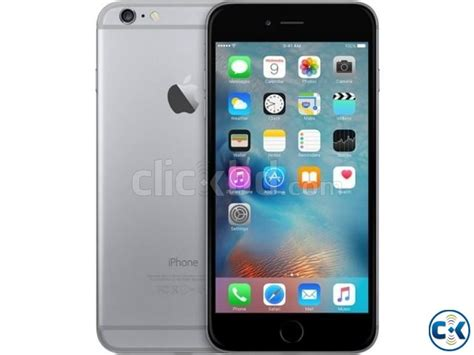 Iphone 6 64gb Grey Seri Global Singapore iphone 6s 64gb brand new intact clickbd
