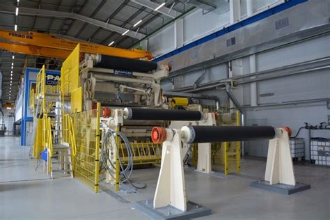 Paper Machinery - paper machine