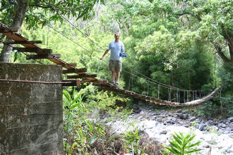 swinging bridges hike maui bridgemeister waihee valley trail suspension footbridge