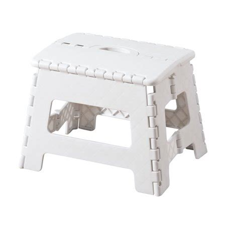 Collapsible 2 Step Stool by Folding Step Stool Walmart
