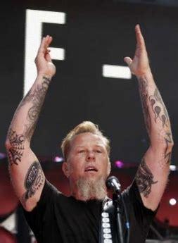 metallica tattoos all star tattoos