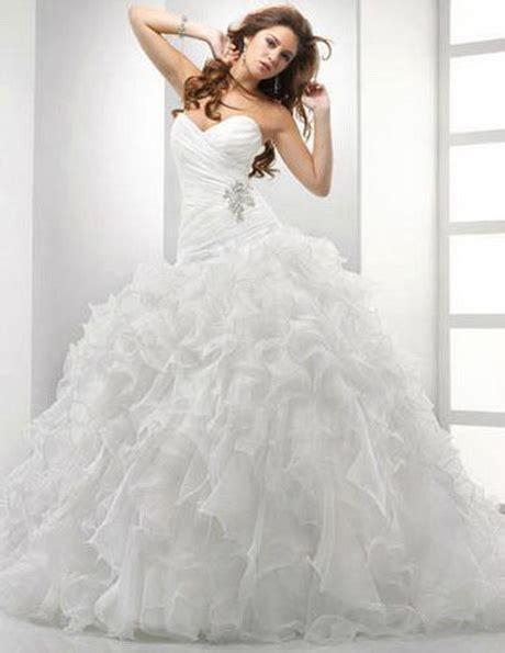 imagenes de vestidos de novia esponjados vestido de novia fotos