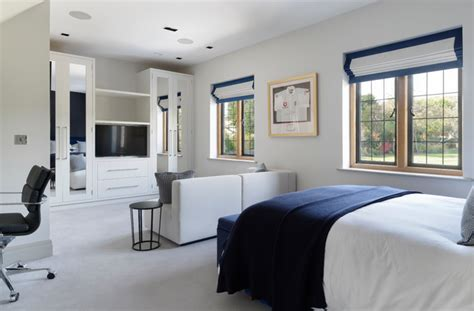 bedroom automation whole home automation west malling contemporary bedroom kent by circle