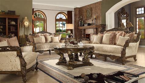 Formal Living Room Sets by Homey Design Hd 1609 El Dorado Ii Formal Living Room Set